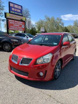 2009 Pontiac Vibe for sale at Right Choice Auto in Boise ID