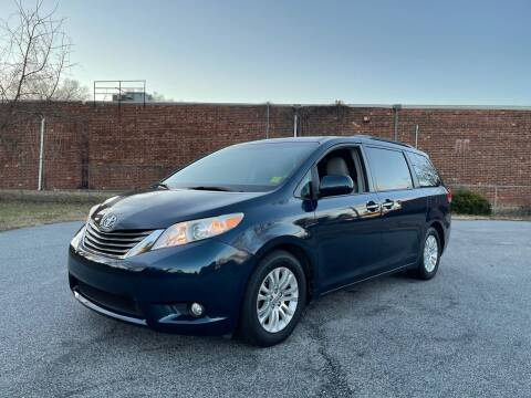 2011 Toyota Sienna for sale at RoadLink Auto Sales in Greensboro NC