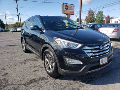 2014 Hyundai Santa Fe Sport for sale at Cars 4 Grab in Winchester VA