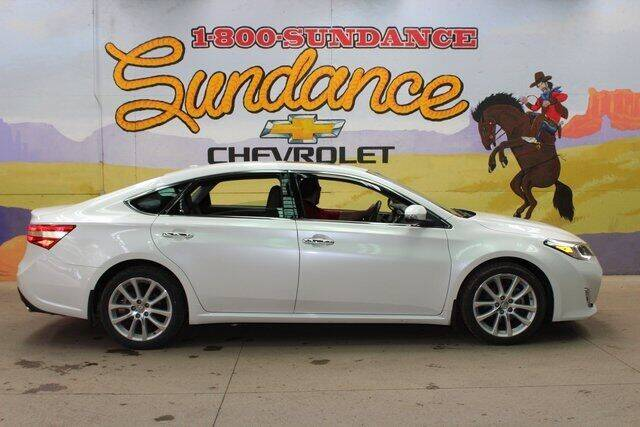 2015 Toyota Avalon for sale at Sundance Chevrolet in Grand Ledge MI