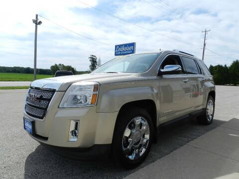 2011 GMC Terrain for sale at Leitheiser Car Company in West Bend WI