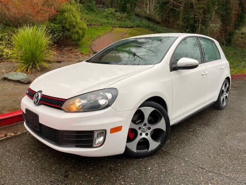 2012 Volkswagen GTI for sale at Mudarri Motorsports - Championship Motors in Redmond WA