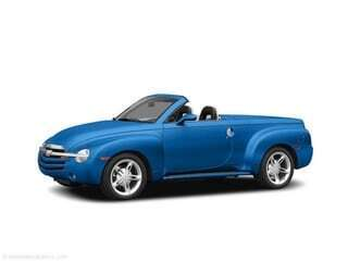 2006 Chevrolet SSR for sale at SULLIVAN MOTOR COMPANY INC. in Mesa AZ