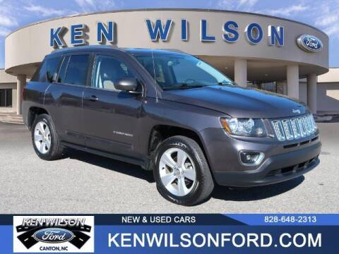 2015 Jeep Compass for sale at Ken Wilson Ford in Canton NC