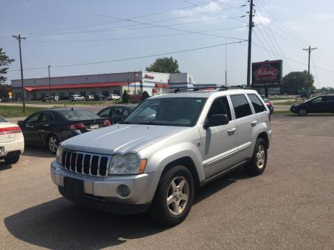 2006 Jeep Grand Cherokee for sale at Midway Auto Sales in Rochester MN