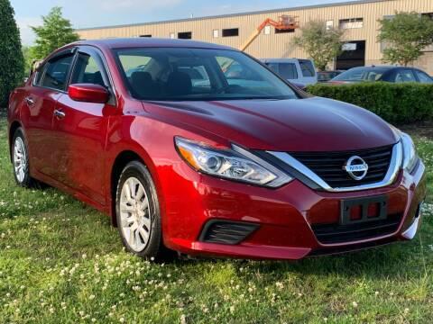 2018 Nissan Altima for sale at Essen Motor Company, Inc in Lebanon TN