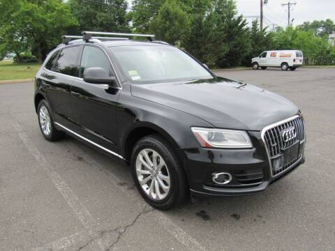 2014 Audi Q5 for sale at International Motor Group LLC in Hasbrouck Heights NJ