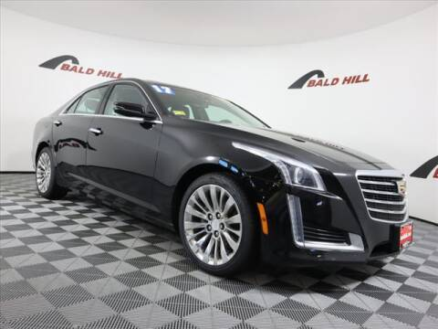 2017 Cadillac CTS for sale at Bald Hill Kia in Warwick RI