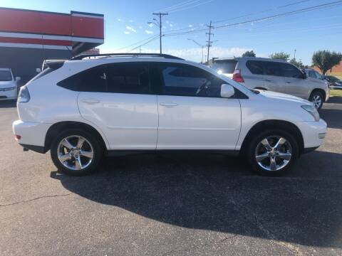 2004 Lexus RX 330 for sale at United Auto Sales in Oklahoma City OK