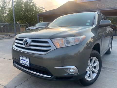 2011 Toyota Highlander for sale at Global Automotive Imports in Denver CO