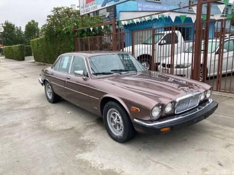 1986 Jaguar XJ-Series for sale at Del Mar Auto LLC in Los Angeles CA