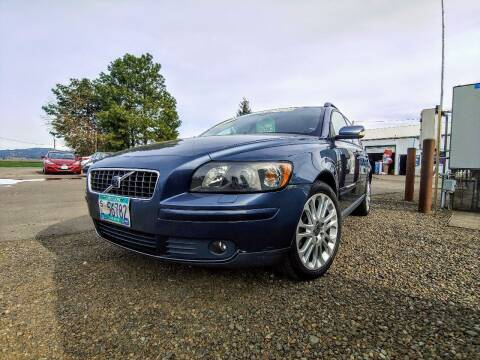 2005 Volvo V50 for sale at M AND S CAR SALES LLC in Independence OR
