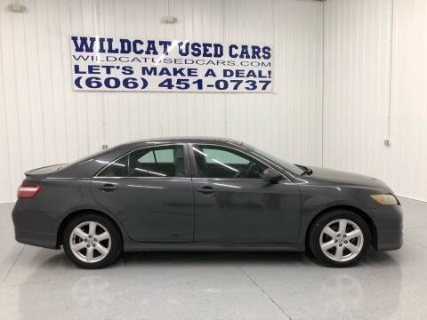 2009 Toyota Camry for sale at Wildcat Used Cars in Somerset KY