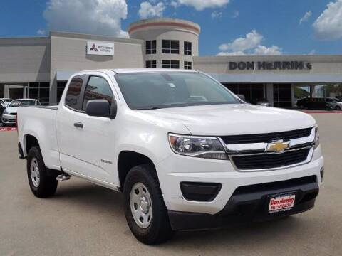 2016 Chevrolet Colorado for sale at Don Herring Mitsubishi in Plano TX