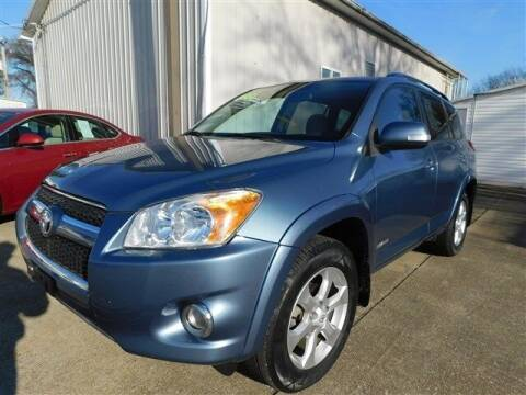2010 Toyota RAV4 for sale at D & T Auto Sales, Inc. in Henderson KY