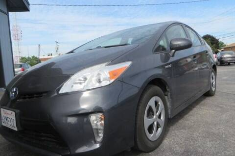 2012 Toyota Prius for sale at Eddie Auto Brokers in Willowick OH