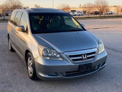 2007 Honda Odyssey for sale at Big O Auto LLC in Omaha NE