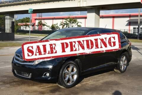 2013 Toyota Venza for sale at STS Automotive - Miami, FL in Miami FL
