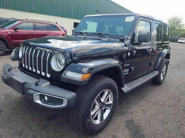 2018 Jeep Wrangler Unlimited for sale in Battle Creek, MI