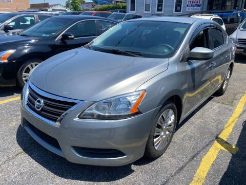 2013 Nissan Sentra for sale at The PA Kar Store Inc in Philadelphia PA