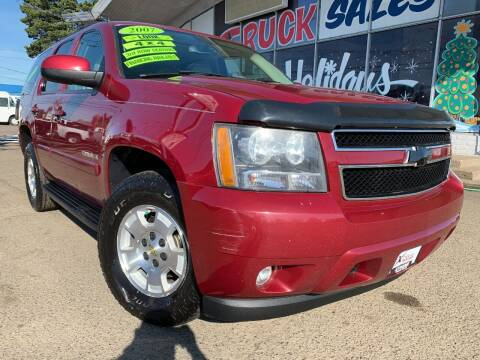 2007 Chevrolet Tahoe for sale at Xtreme Truck Sales in Woodburn OR