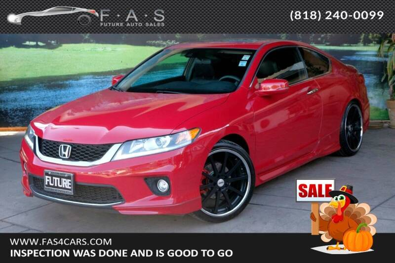2014 Honda Accord for sale at Best Car Buy in Glendale CA