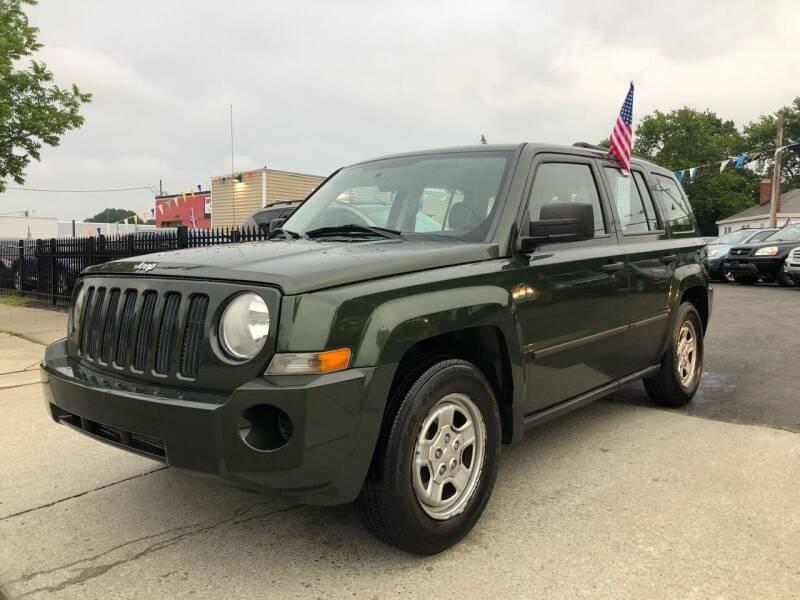 2008 Jeep Patriot for sale at Crestwood Auto Center in Richmond VA