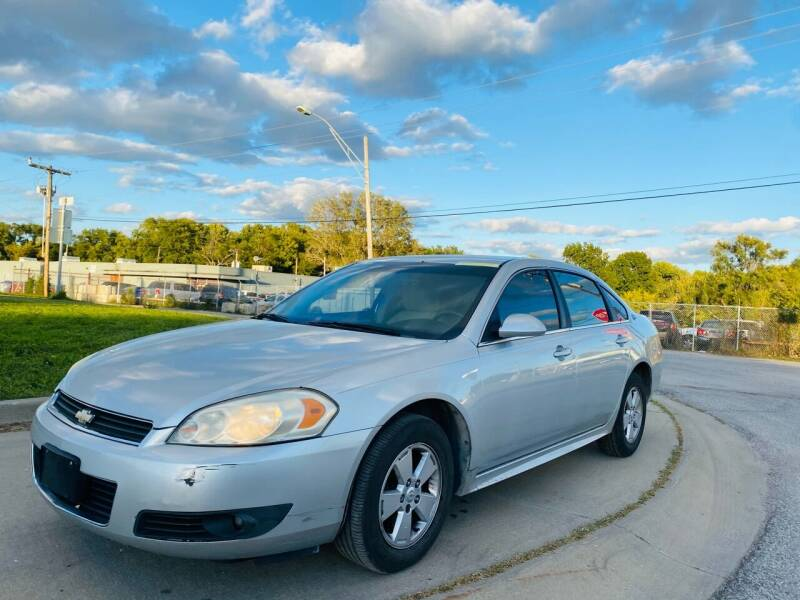 2010 Chevrolet Impala for sale at Xtreme Auto Mart LLC in Kansas City MO