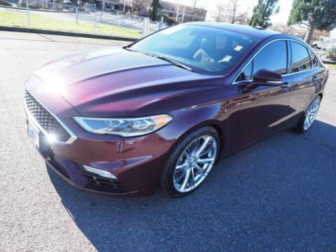 2017 Ford Fusion for sale at Karmart in Burlington WA