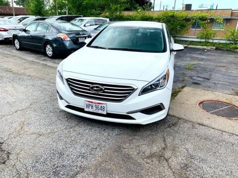 2017 Hyundai Sonata for sale at Ohio Auto Connection Inc in Maple Heights OH