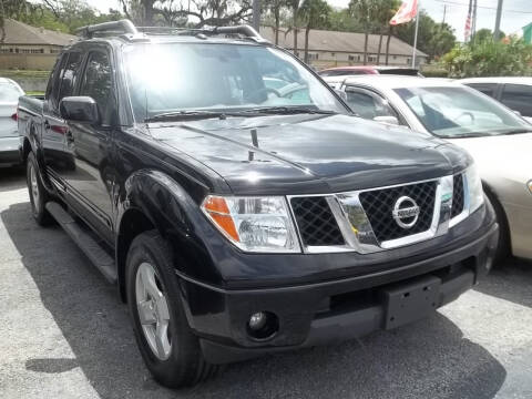 2007 Nissan Frontier for sale at PJ's Auto World Inc in Clearwater FL