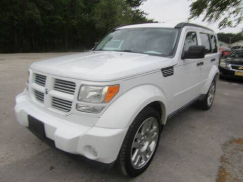 2011 Dodge Nitro for sale at Bullet Motors Charleston Area in Summerville SC