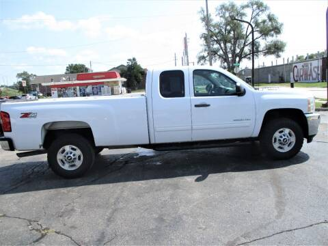 2012 Chevrolet Silverado 2500HD for sale at Steffes Motors in Council Bluffs IA
