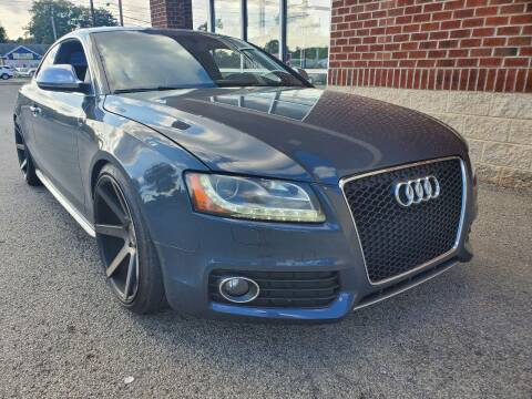 2009 Audi S5 for sale at Auto Pros in Youngstown OH