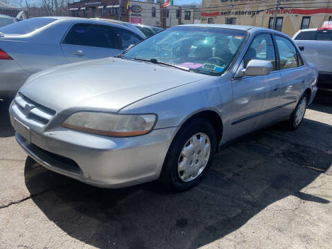2000 Honda Accord for sale at White River Auto Sales in New Rochelle NY