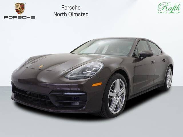 2021 Porsche Panamera for sale at Porsche North Olmsted in North Olmsted OH