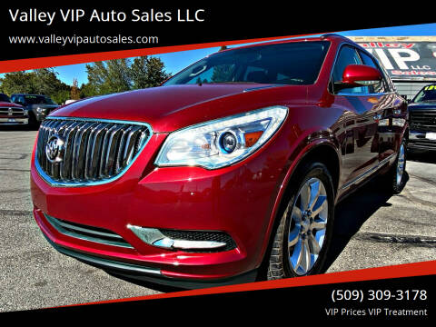 2013 Buick Enclave for sale at Valley VIP Auto Sales LLC in Spokane Valley WA