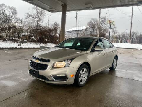 2016 Chevrolet Cruze Limited for sale at Xtreme Auto Mart LLC in Kansas City MO
