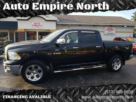 2010 Dodge Ram Pickup 1500 for sale at Auto Empire North in Cincinnati OH