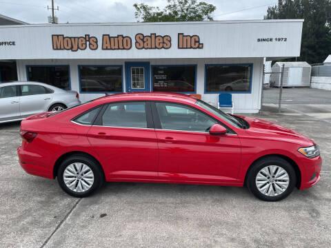 2019 Volkswagen Jetta for sale at Moye's Auto Sales Inc. in Leesburg FL