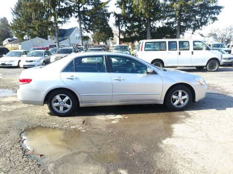 2004 Honda Accord for sale at Jim's Hometown Auto Sales LLC in Byesville OH