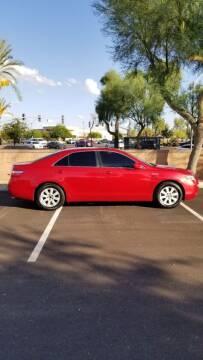 2007 Toyota Camry Hybrid for sale at Premier Motors AZ in Phoenix AZ