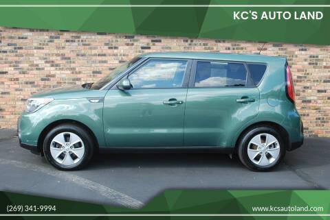 2014 Kia Soul for sale at KC'S Auto Land in Kalamazoo MI