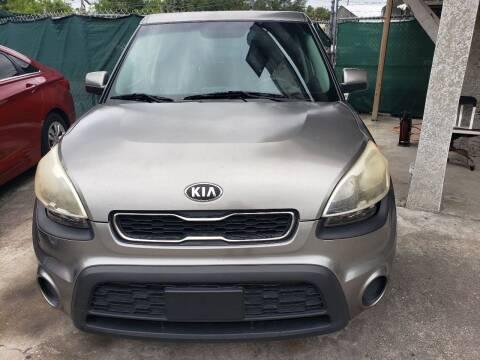 2013 Kia Soul for sale at Track One Auto Sales in Orlando FL