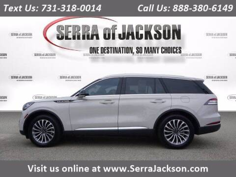 2020 Lincoln Aviator for sale at Serra Of Jackson in Jackson TN