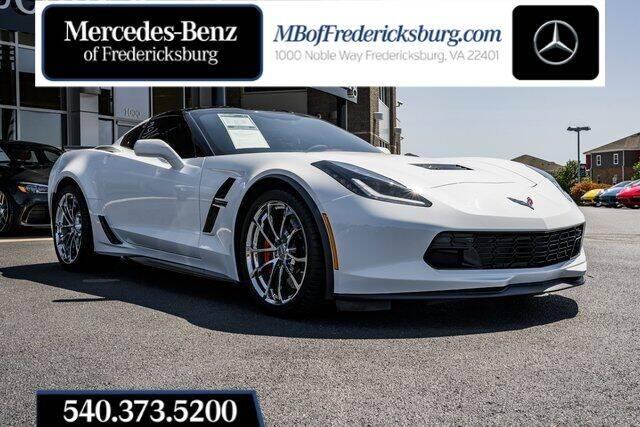 2018 Chevrolet Corvette for sale in Fredericksburg, VA