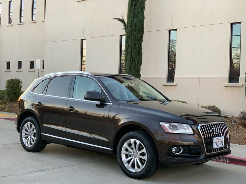 2013 Audi Q5 for sale at Auto King in Roseville CA