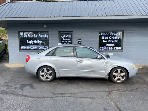 2004 Audi A4 for sale at Auto Credit Connection LLC in Uniontown PA