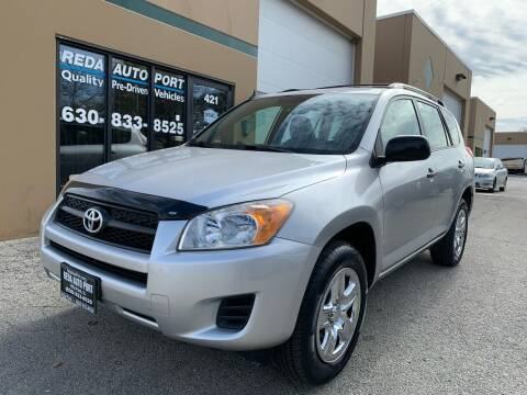 2009 Toyota RAV4 for sale at REDA AUTO PORT INC in Villa Park IL
