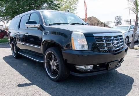 2007 Cadillac Escalade ESV for sale at GQC AUTO SALES in San Bernardino CA